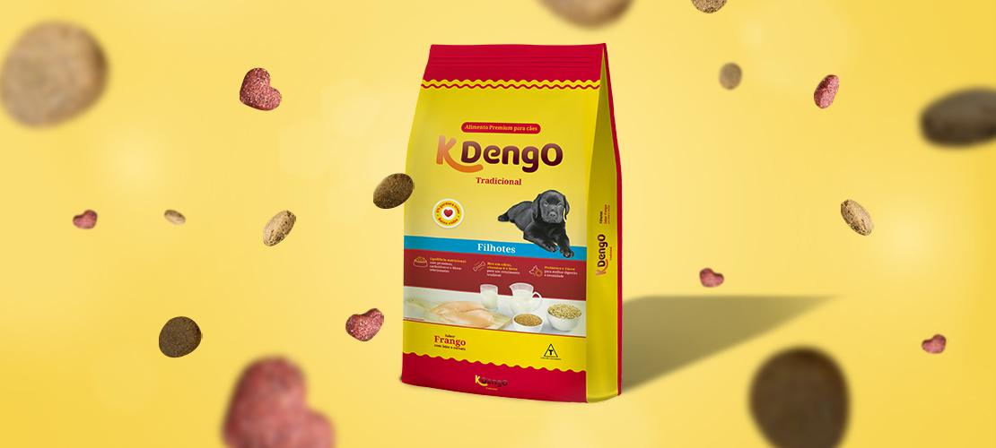 Nova embalagem KDengo - Case Design KDengo - Aldeia Conteúdo