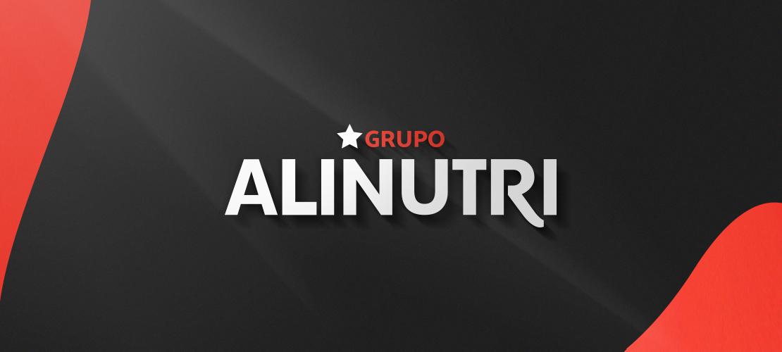 Case Alinutri Nutrição Animal - Identidade Grupo Alinutri - Aldeia Marketing de Conteúdo
